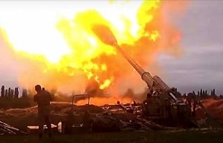 Azerbaycan ordusu Ermenistan ordusuna kayıp verdirmeyi...