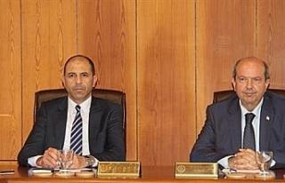 Bakanlar Kurulu, Başbakan Tatar başkanlığında...
