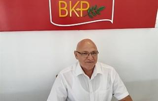 BKP, eğitim emekçilerini selamladı