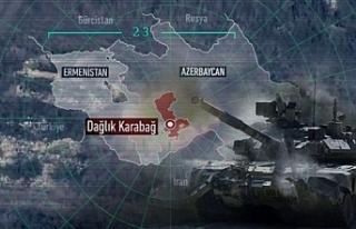 """BM: """"Yukarı Karabağ'da çatışmalar nedeniyle..."""