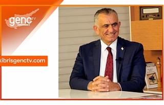 Çavuşoğlu, UBP Genel Başkanlığına aday olduğunu...