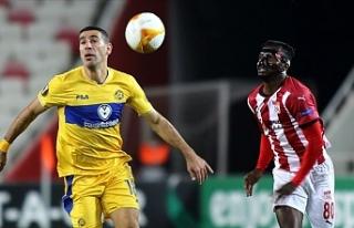 Demir Grup Sivasspor, UEFA Avrupa Ligi I Grubu ikinci...
