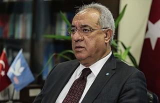 DSP Genel Başkanı Önder Aksakal'dan tebrik