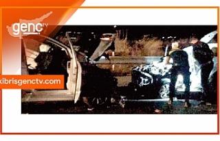 Dün akşamki kazada bir kişi daha hayatını kaybetti