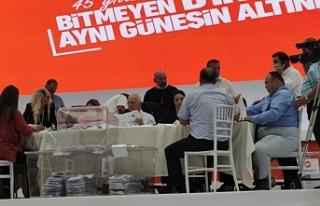 Faiz Sucuoğlu'nun yarışı önde götürdüğü...