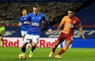 Galatasaray UEFA Avrupa Ligi'ne veda etti
