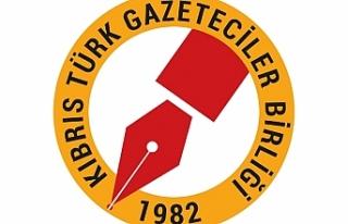 Gazeteciler Birliği'nden tepki
