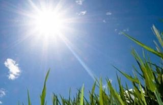 Hava sıcaklığı hafta başı artacak