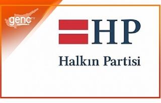 HP, Anayasa değişikliğini desteklediğini duyurdu