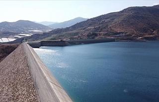 KKTC'ye 236 Milyon 457 bin metreküp su ulaştırıldı