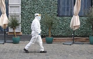 Koronavirüs Avrupa'da en hızlı Belçika'da...
