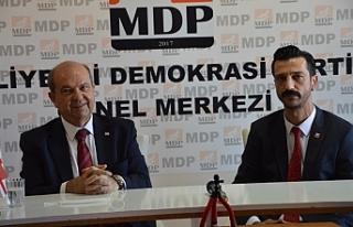 """MDP: """"Tatar'ı destekleyeceğiz"""""""