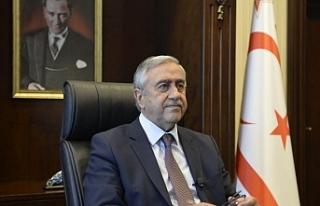 """Mustafa Akıncı: """"Türkiye'nin acısını..."""