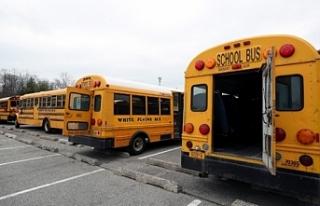 New York'ta 169 okul 2 haftalığına kapatıldı