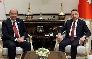 Oktay, Cumhurbaşkanlığına seçilen Tatar'ı...