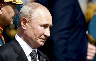 Putin, İzmir'deki depremle ilgili Erdoğan'a...