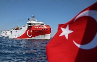 """Türkiye Dışişleri Bakanlığı: """"Oruç Reis'in..."""