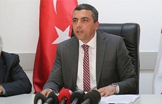"""""""Türkiye'mize geçmiş olsun dileklerimizi iletirken,..."""