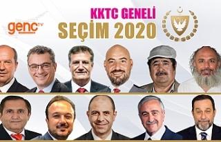 Ülke genelinde alınan oylar