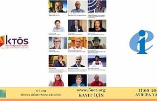 Uluslararası çevrimiçi öğretmen toplantısı