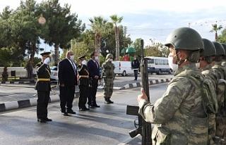 15 Kasım Cumhuriyet Bayramı İskele'de de törenle...
