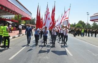 15 Kasım Cumhuriyet Bayramı tören ve etkinliklerle...