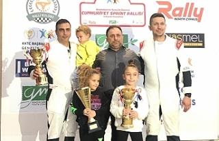 2020 Kuzey Kıbrıs Sprint Ralli Şampiyonası'nın...
