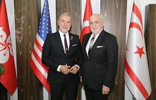 Amerikan Türk İş Geliştirme Konseyi Yönetim Kurulu...