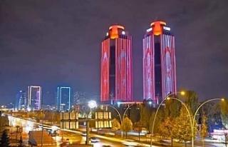 Ankara'da KKTC'nin 37'nci kuruluş yıl dönümü...