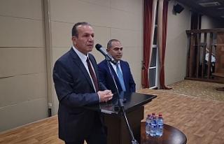 """Ataoğlu: """"DP dışındaki partilerde kavga ve..."""