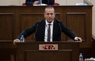 """Ataoğlu: """"Ekonomiye ve esnafa katkı sağlanmalı"""""""