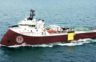 Barbaros gemisi için yeni Türk navtex'i… Şubat'a...