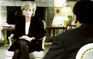 BBC 25 yıl sonra Prenses Diana röportajına soruşturma...