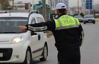 Bir haftada 791 trafik suçu