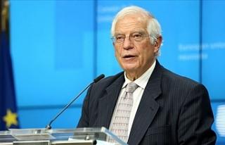 Borrell, Cumhurbaşkanı Tatar'ı arayarak tebrik...
