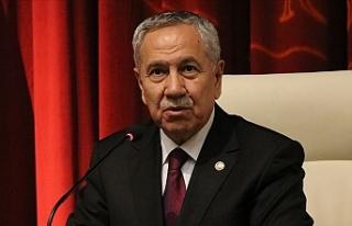 Bülent Arınç, Cumhurbaşkanlığı Yüksek İstişare...