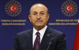 """Çavuşoğlu: """"AB'nin yaptığı hataları..."""