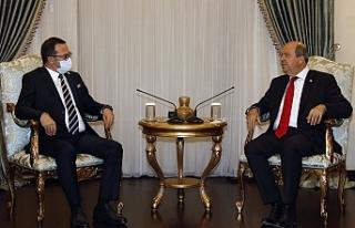 """Cumhurbaşkanı Tatar: """"Dayatma ile bir çözüm..."""