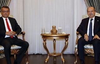 Cumhurbaşkanı Tatar, hükümeti kurma görevini...