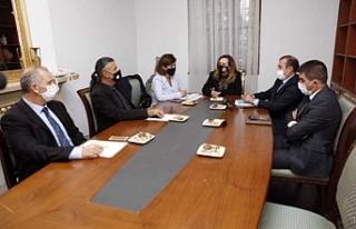 Cumhurbaşkanlığı Spor Üst Komitesi ilk toplantısını...