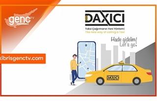 """""""Daxici"""" uygulaması Gazimağusa'da kullanıma..."""