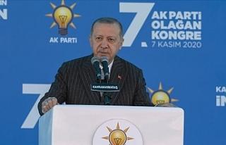 """Erdoğan: """"Ayın 15'inde Cumhur İttifakı..."""