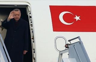 Erdoğan geliyor