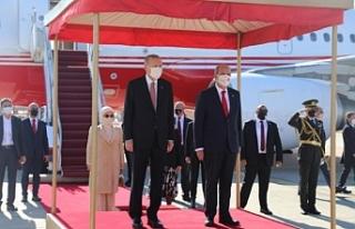 Erdoğan'ın ziyareti Rum basınında