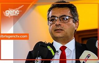 Erhürman, Parti Meclisi'nden yetki alacak