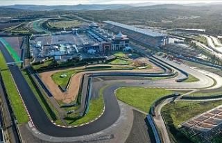 Formula 1'de Türkiye Grand Prix'si heyecanı...