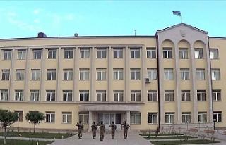 İşgalden kurtarılan Şuşa kentinde Azerbaycan...
