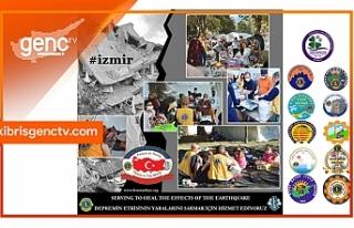 İzmir'e yardım