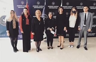 Kadın Girişimciler Akdeniz Karpaz Üniversitesi'ndeydi