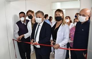Lefkoşa Hastanesine yeni diş kliniği